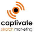 Top Online Marketing Firm Logo: Captivate Search Marketing