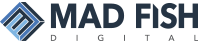 Leading Search Engine Optimization Agency Logo: Mad Fish Digital