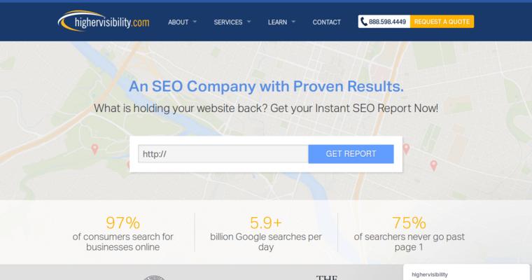 online seo report