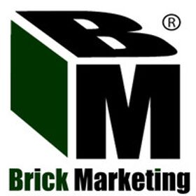 Top Enterprise Online Marketing Company Logo: Brick Marketing