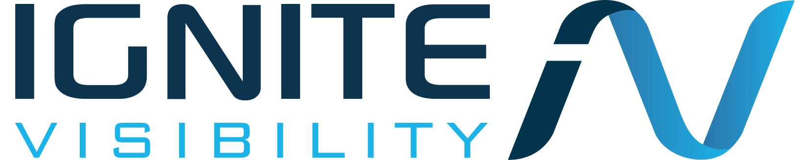 Best Global Online Marketing Company Logo: Ignite Visibility