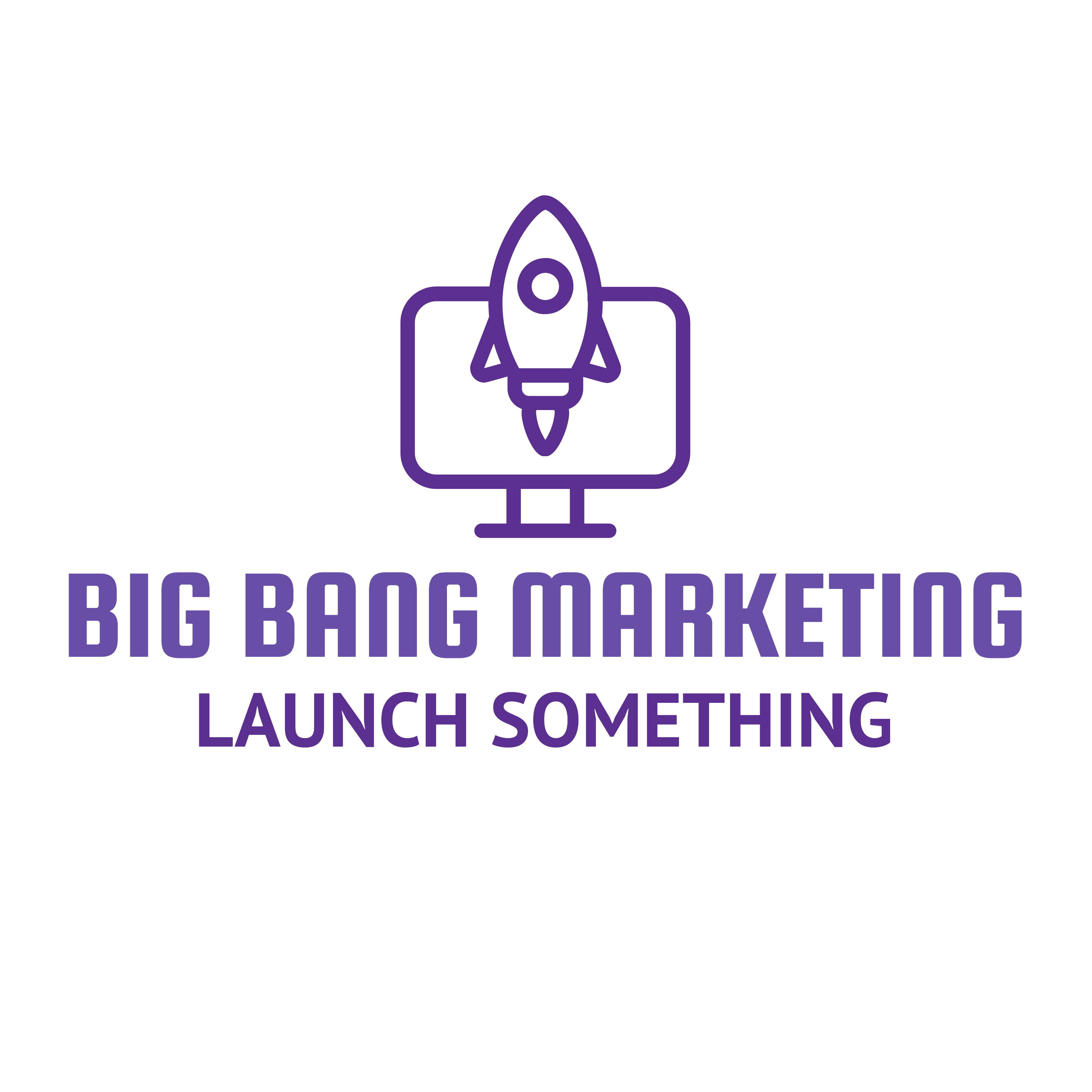 Best Law Firm SEO Company Logo: Big Bang Marketing