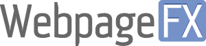 Leading Local Online Marketing Agency Logo: WebpageFX
