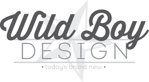 Best Restaurant SEO Business Logo: Wild Boy