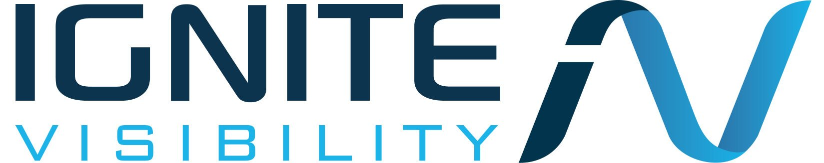 SD Best San Diego SEO Firm Logo: Ignite Visibility