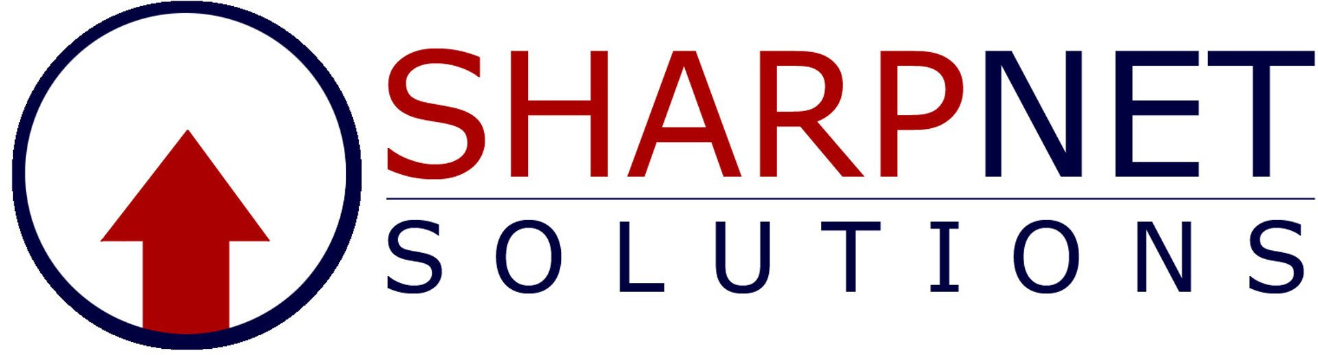 Best Social Media Marketing Agency Logo: SharpNet